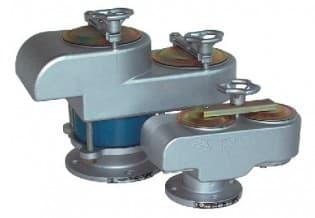 Совмещенный дыхательный клапан СМДК-50