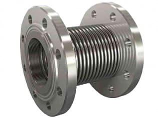 Компенсатор КСОF 125-16-60  L190мм