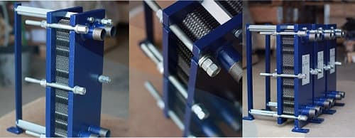 Стоимость пластинчатых теплообменник Аппарат для химической промывки теплообменников GEL BOY C30 MATIC Железногорск