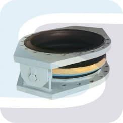 Угловой резиновый компенсатор STENFLEX