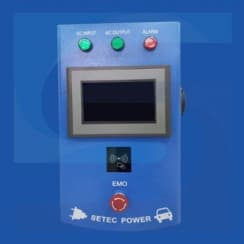 Wall Mounted Dual 7kw Charger