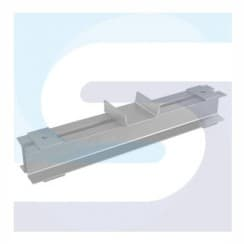 БЛОК ОСТ 34-10-726-93 Подвески с опорной балкой Исполнение 3