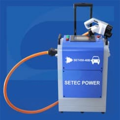 20kw CCS Combo Portable Charger