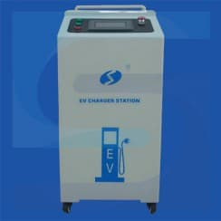 50kw CCS Combo Portable EV Charger