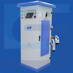 50kw Solar Chademo CCS Charger