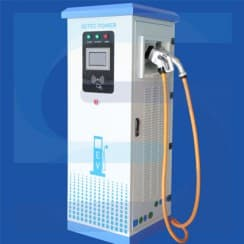 100kw 750Vdc CHAdeMO CCS Charger